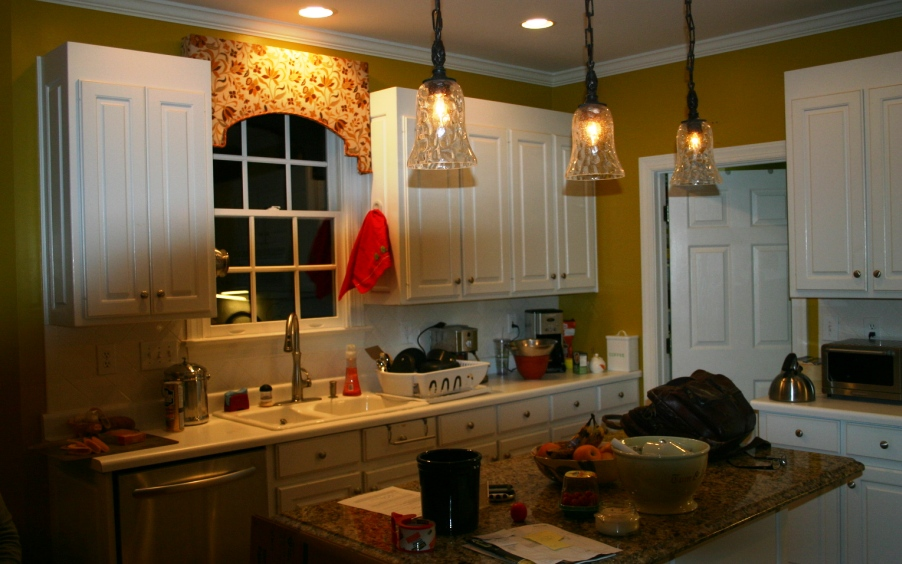 Raleigh - Durham - Cary Custom Kitchen Remodel & Renovation Before ...